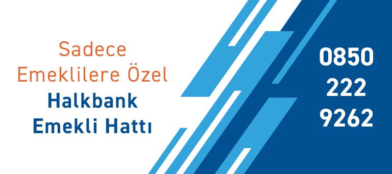 Halkbank musteri hizmetleri
