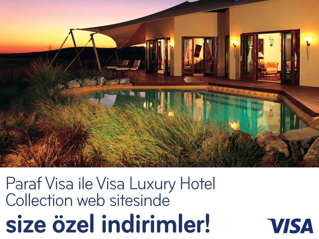 Visa luxury hotel collection ayr cal for Visa hotel luxury collection